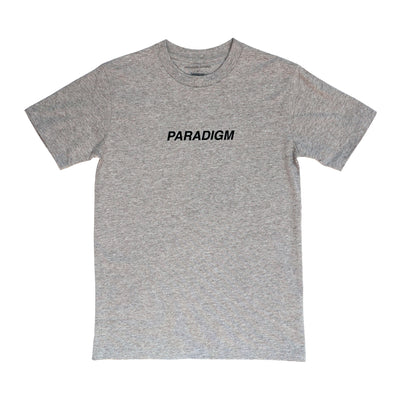 Central Grey T-Shirt - Paradigm Apparel