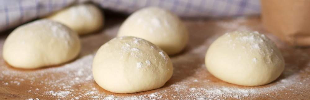 Classic Pizza Dough Featured Image