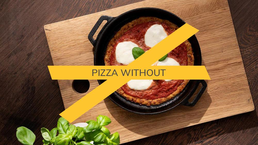 Pizza Without: How to make amazing pizza when ingredients are scarce Featured Image