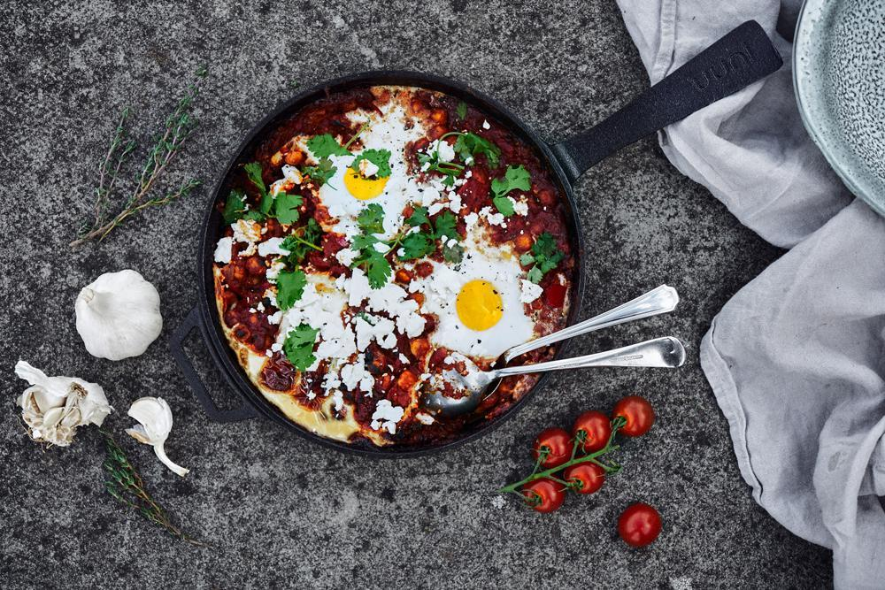 Chickpea Shakshuka Featured Image
