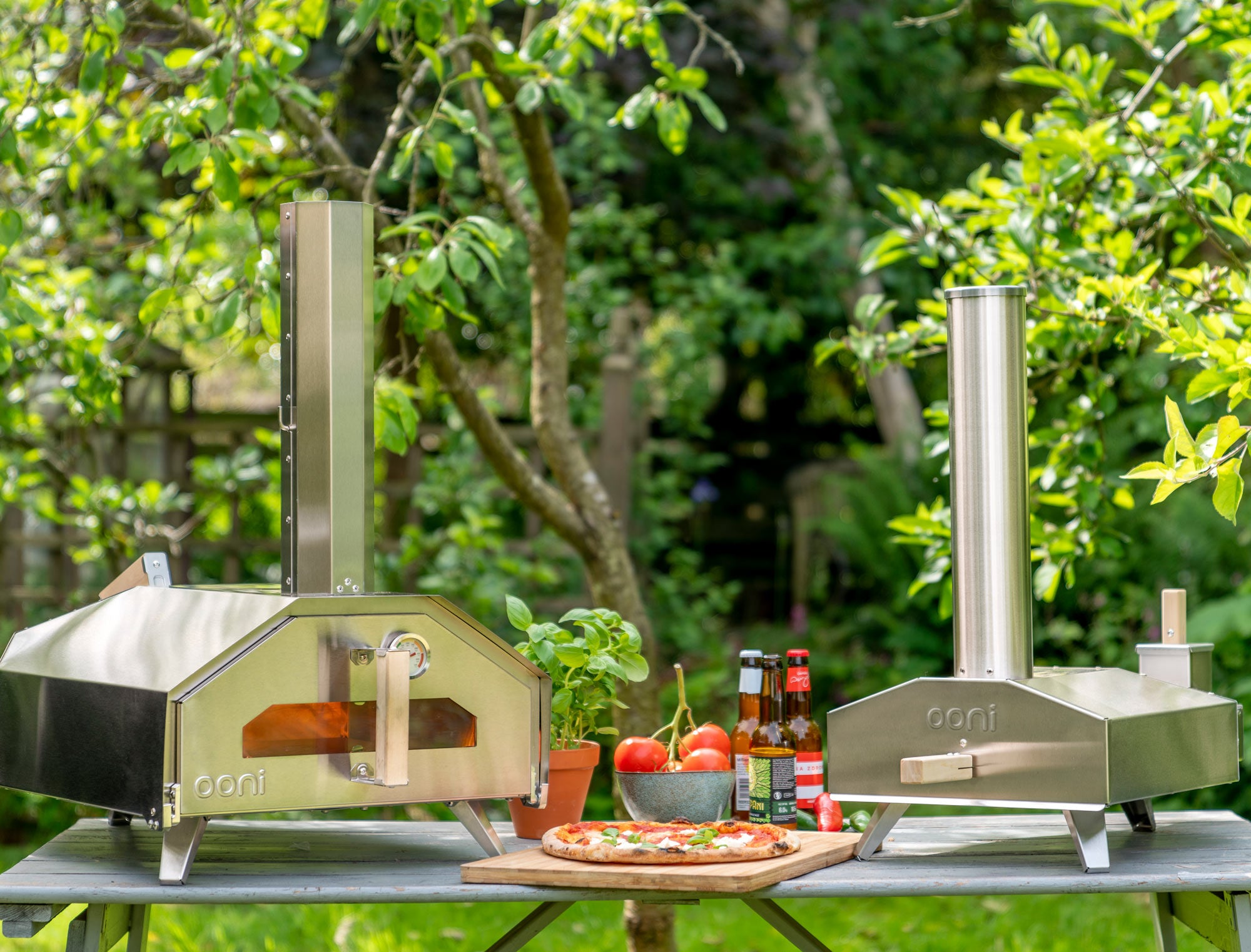 Ooni Pro Multi-Fuel Outdoor Pizza Oven Image