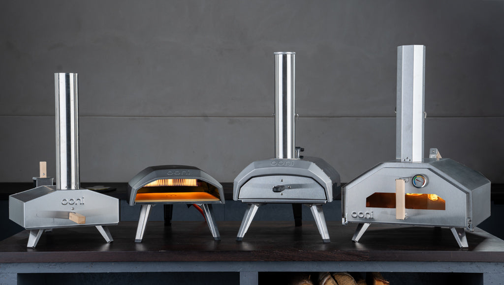 Ooni Pizza Oven Brush Image