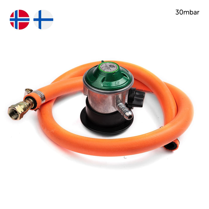 Ooni Hose and Gas Regulator - Ooni Europe