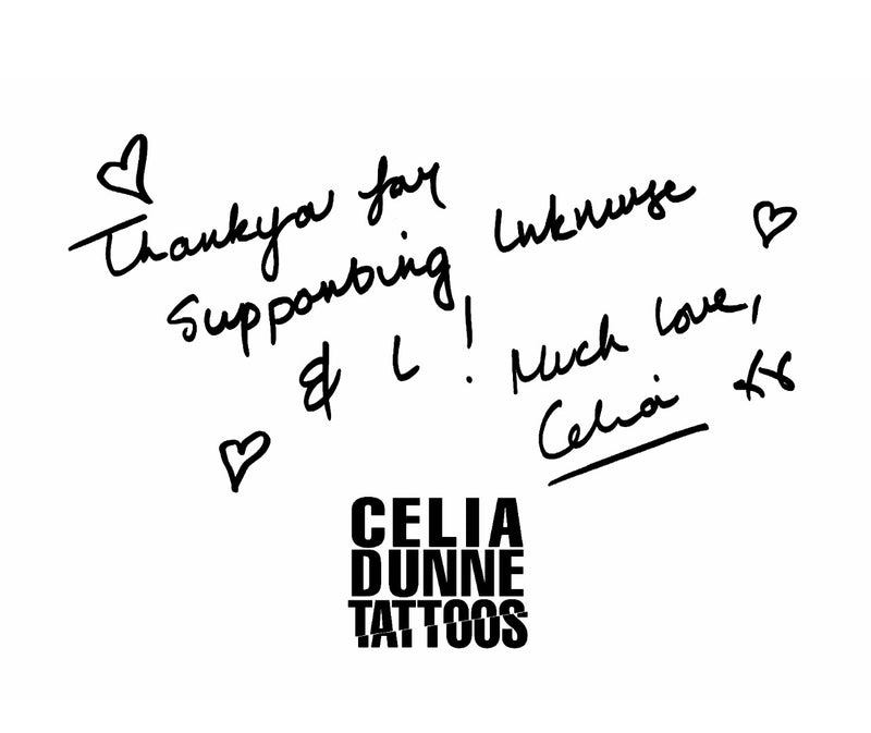 Celia Dunne Signature Product (Limited Edition!)