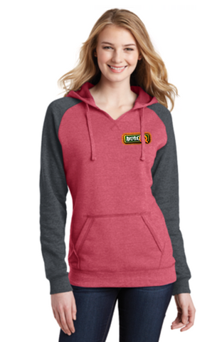 AVENUE Q Show Apparel - Jr Ladies Pullover Sweatshirt - Large Embroidered