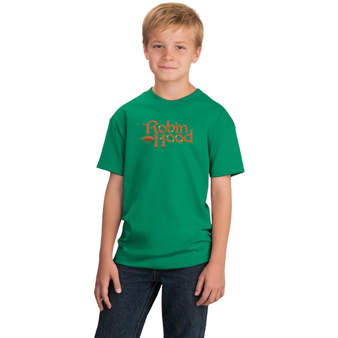ROBIN HOOD Show Apparel - Youth Cotton Tee - PC54Y