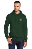 AMERICAN IDIOT 2021 Show Apparel - Adult Pullover Sweatshirt - Dark Green - PC78H