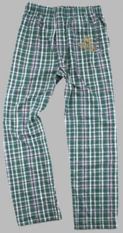 INTO THE WOODS JR Show Apparel - Youth Flannel Pant - YF20GBK