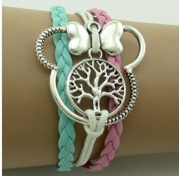 Fashion Tree of Life  Bracelet  / Offer Value $37.90 Yours FREE!