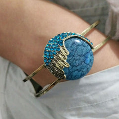 Fashion Reiki Lucky Stone Bracelet / Offer Value $44.95 Yours Only $1!