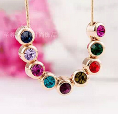 Magic Crystal Healing  Necklace / Offer Value $39.90 Yours FREE!