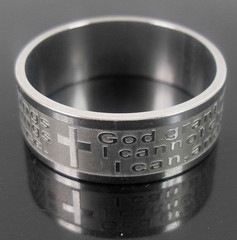 Serenity Prayer Ring Offer Value $35.95 Yours FREE!