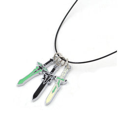 Sword Art Necklace / Offer Value $38.50 Yours $3 Only