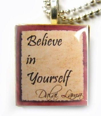 BELIEVE IN YOURSELF  / Offer Value $34.90 Yours Only $4.99!