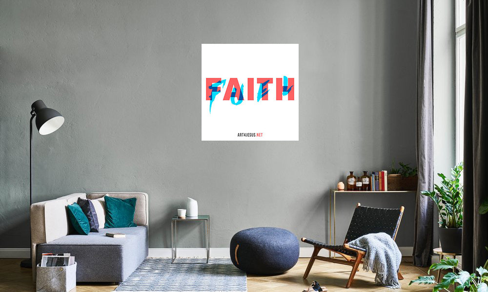 Faith - Fuel - Art 4 Jesus