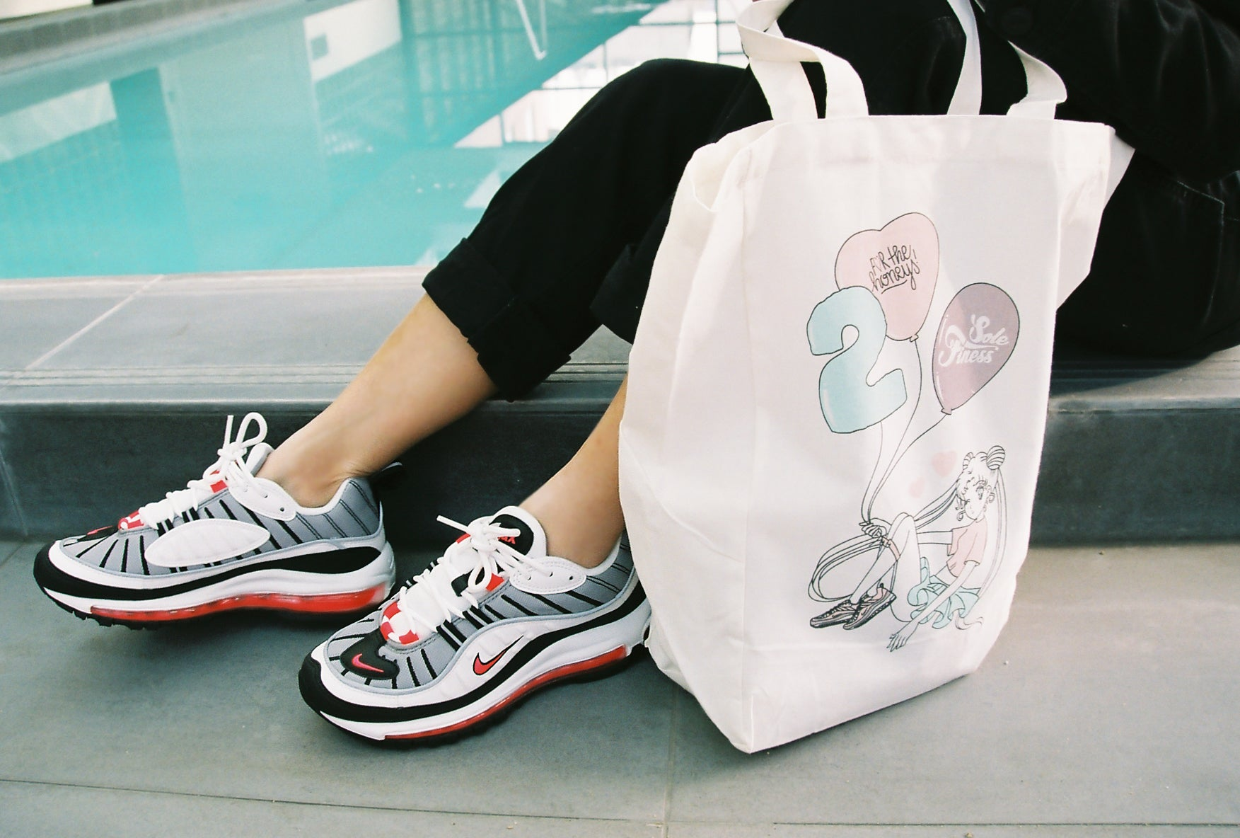 c7f6e12a0d Nike Air Max 98 Solar Red   June 1st   SNEAKER RELEASES   SOLE FINESS