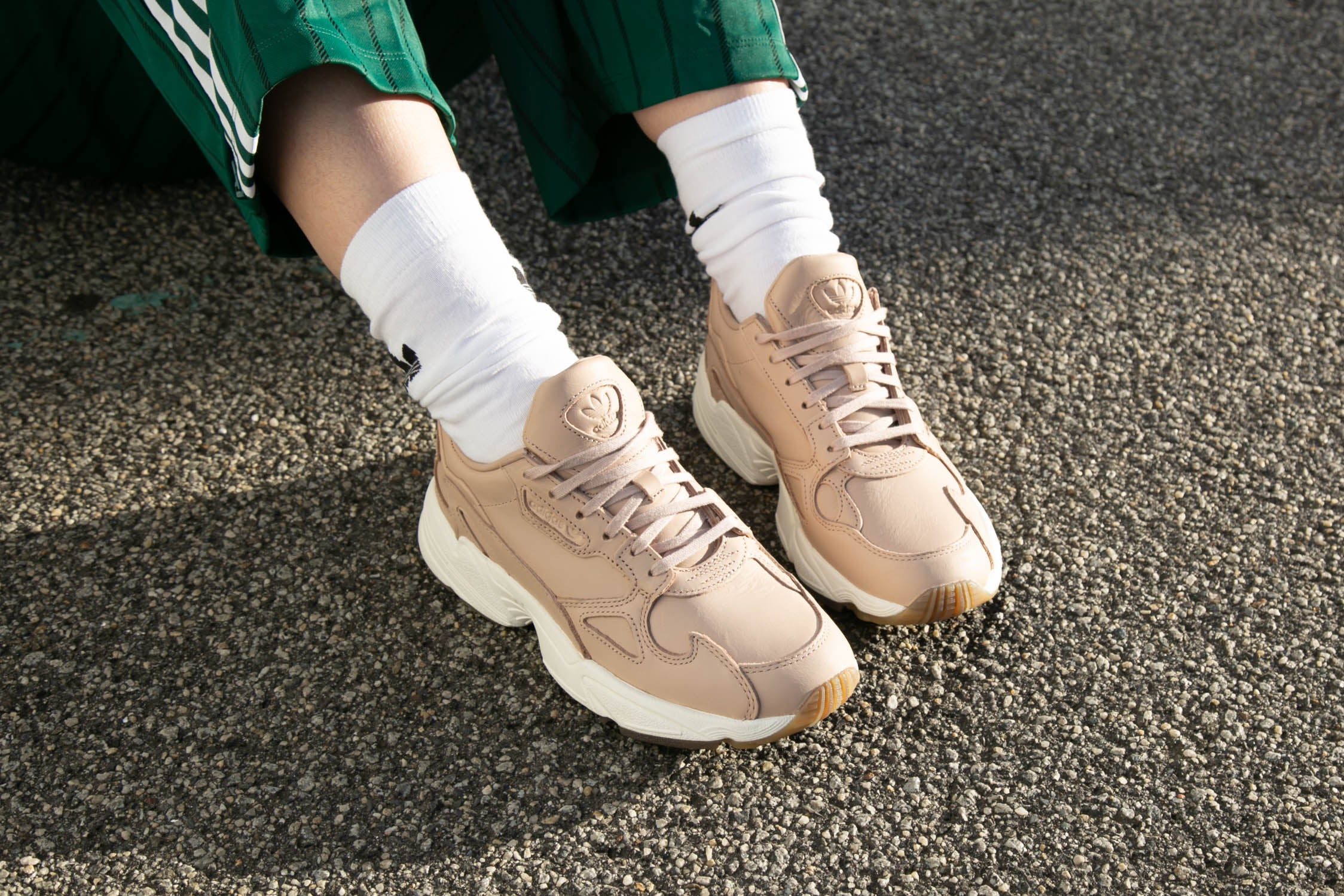 competitive price f495f d7b78 SNEAKER RELEASES  adidas Falcon Ash Pearl  January 10