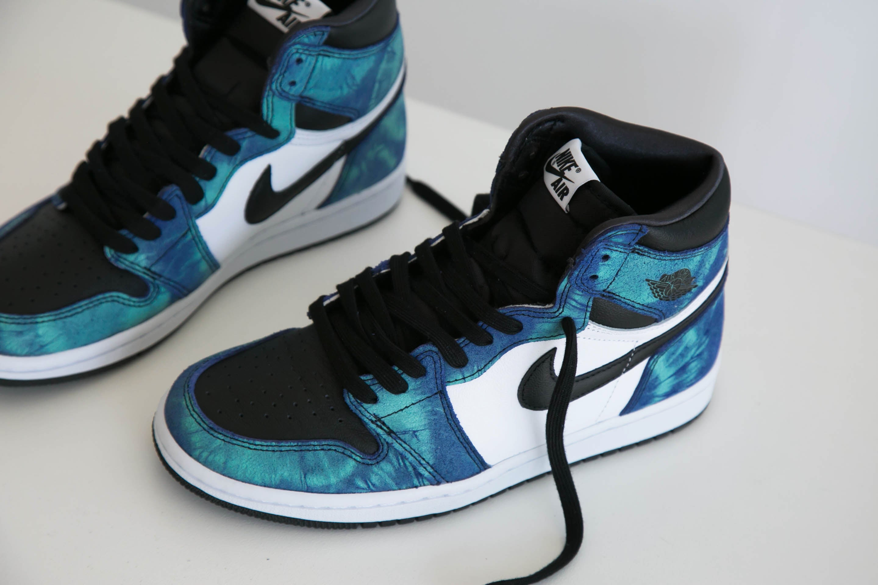 air jordan 1 retro high tie