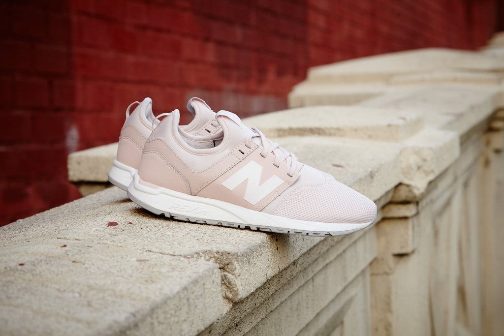 Así llamado agencia sin embargo  New Balance 247SC in Pale Pink Review | STYLE | SOLE FINESS