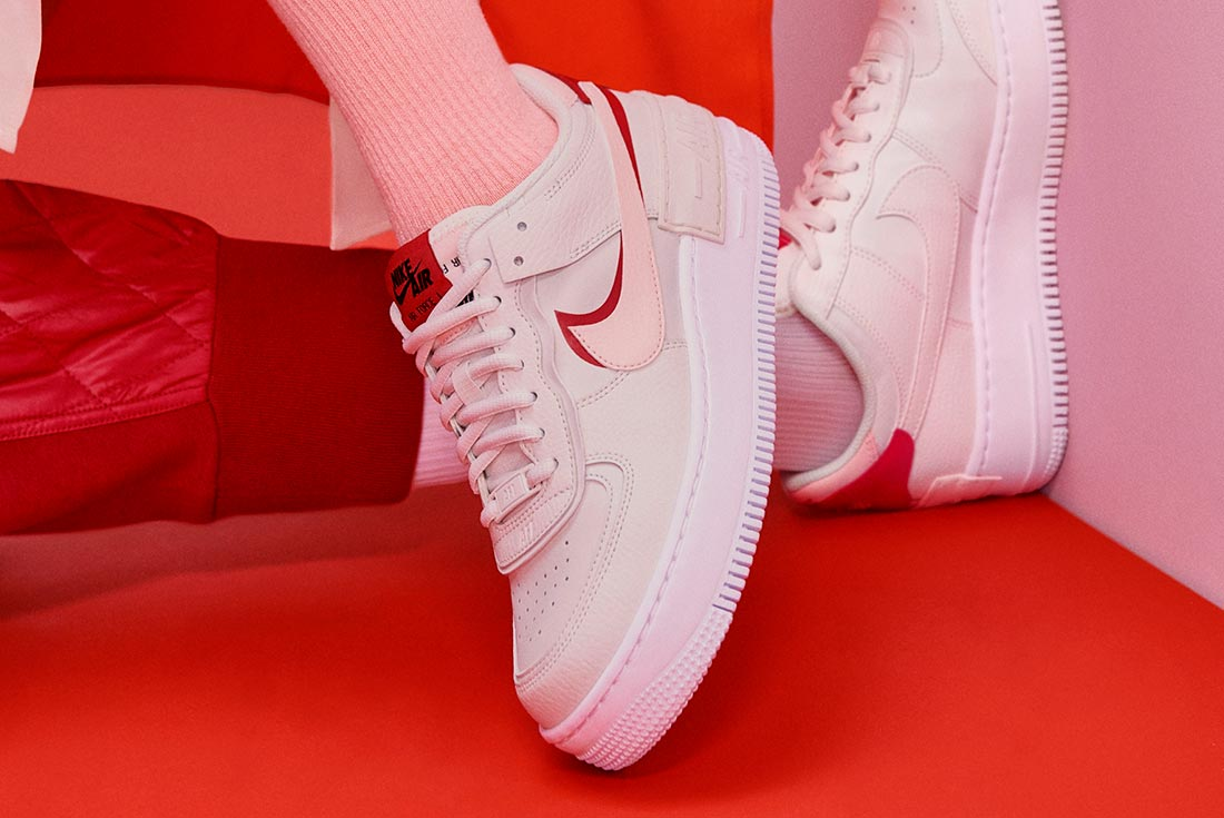 Nike Women S Air Force 1 Shadow October 3 Sneaker Releases Sole Finess Check out our custom nike air force 1 selection for the very best in unique or custom, handmade pieces from our shoes shops. nike women s air force 1 shadow