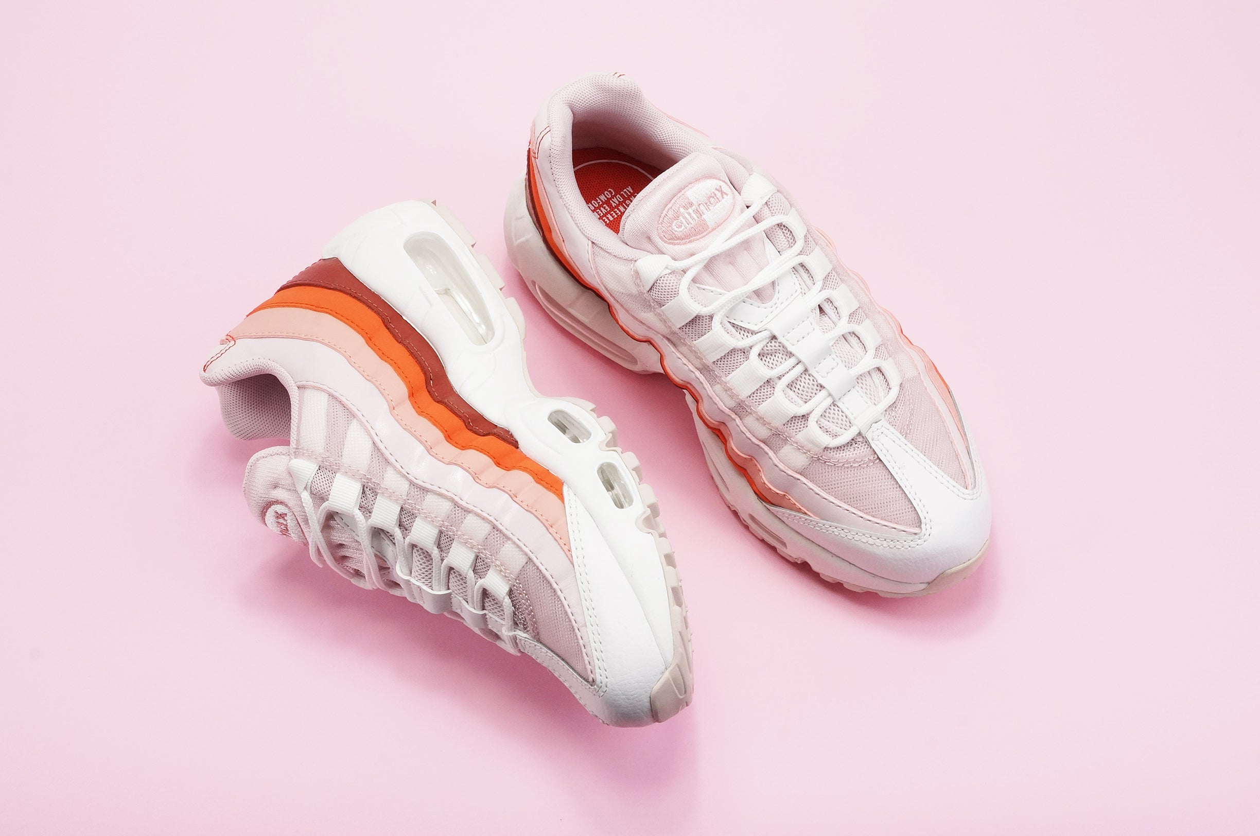 brand new fb03b 4e5da Nike Air Max 95 Barely Rose Coral Stardust   May 1   SNEAKER RELEASES    SOLE FINESS