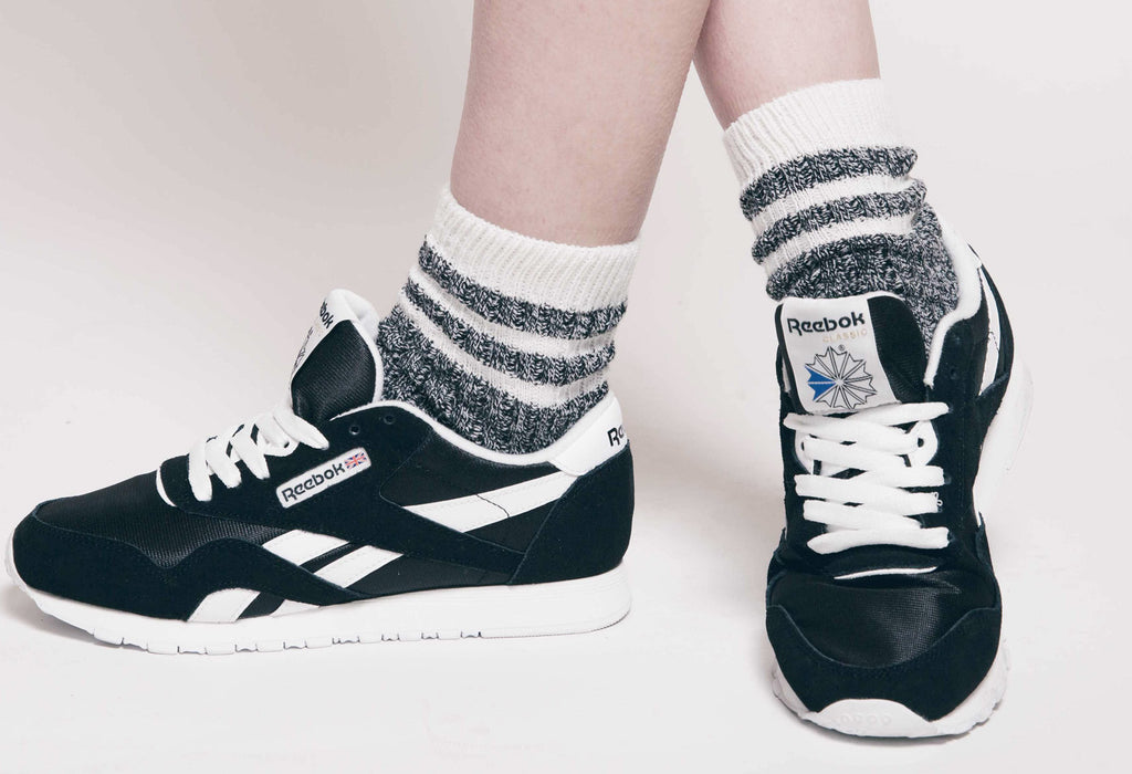 Reebok Classic Nylon BlackWhite Review | STYLE | SOLE FINESS