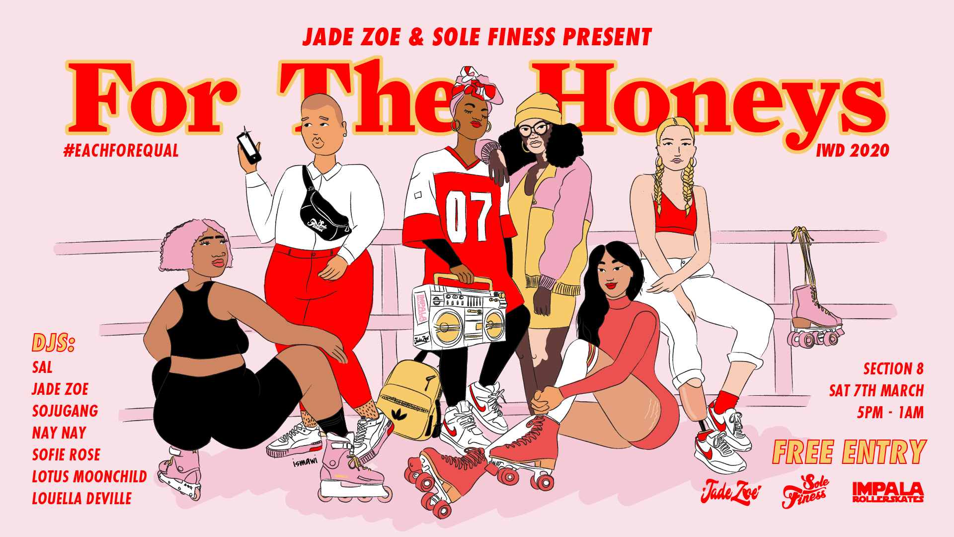 /blogs/for-the-honeys/jade-zoe-sole-finess-present-for-the-honeys-iwd2020