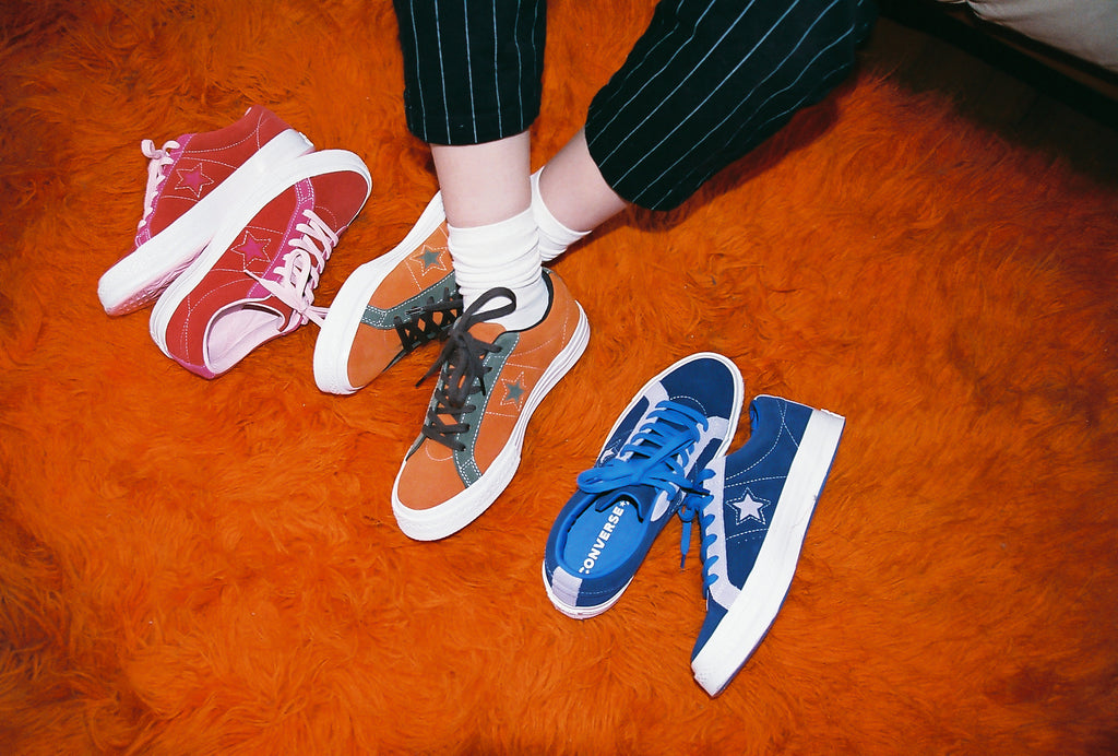 Converse One Star Carnival Pack
