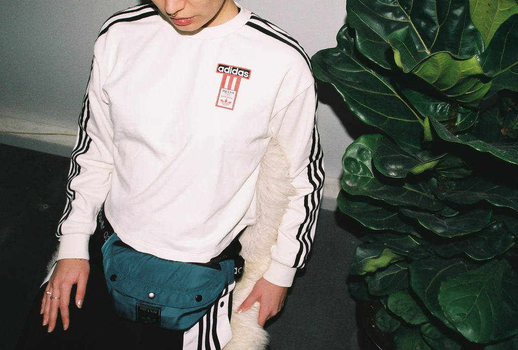 adidas Originals AW18 Apparel Collection