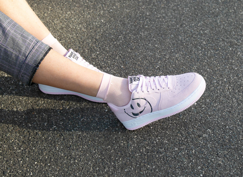 factory price dcaed b82b6 Nike Air Force 1  07 Have A Nike Day Pink Foam BQ9044-600