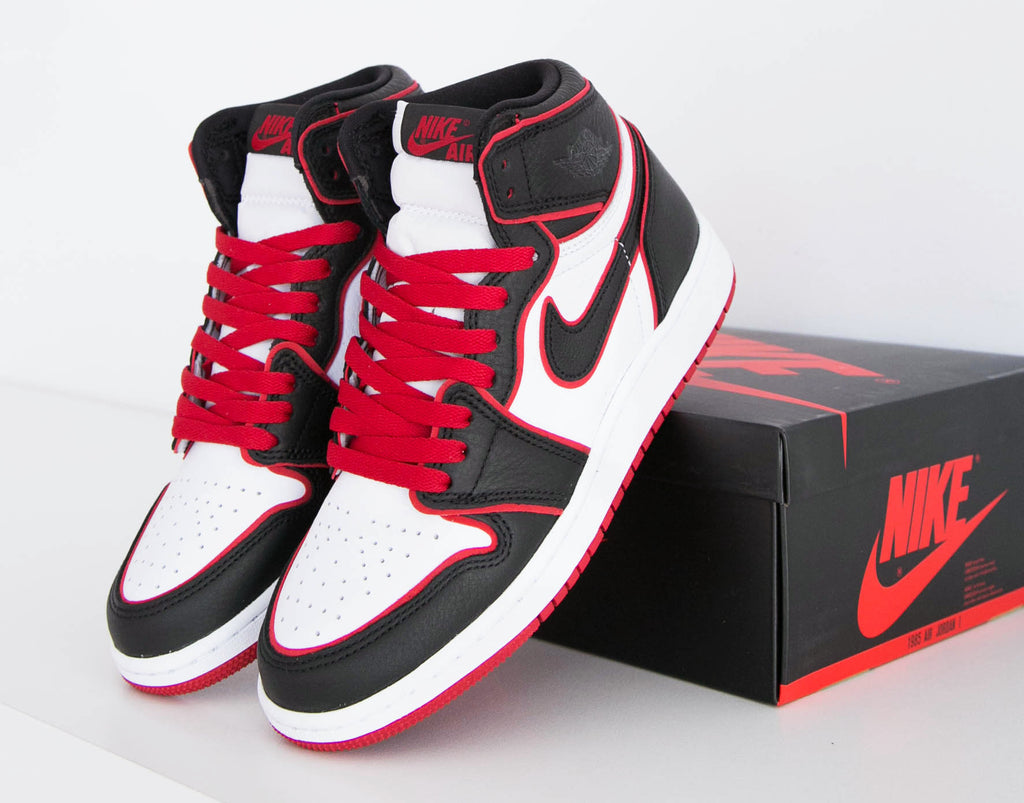 Air Jordan 1 Retro High Bloodline GS | November 29 | SNEAKER ...