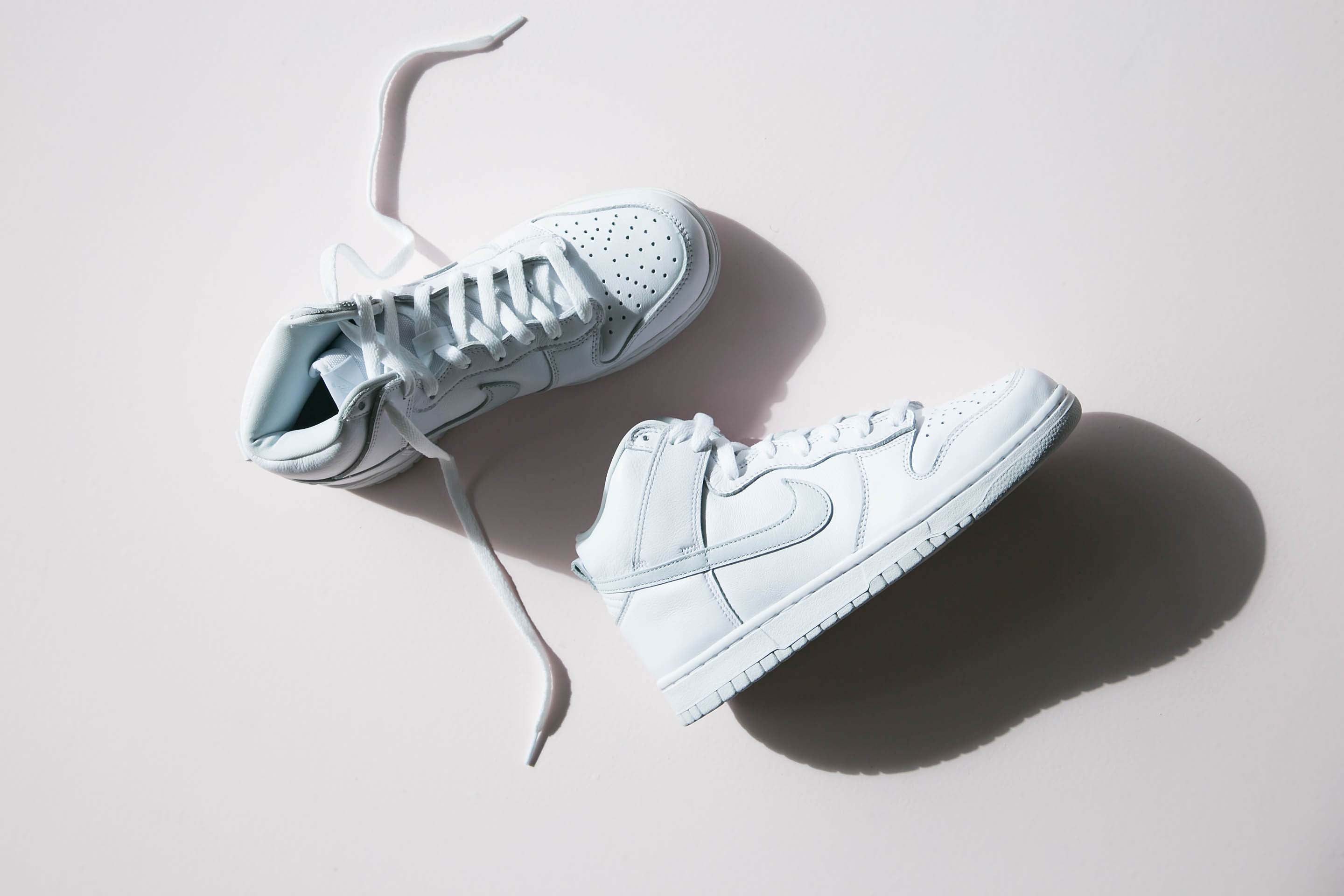"Dunk Hi SP ""Pure Platinum"""