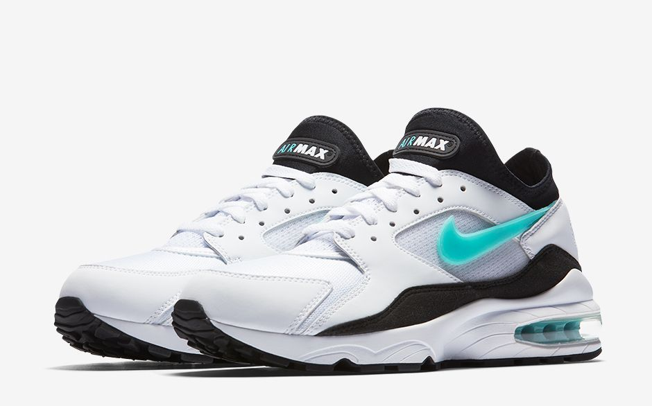 Nike Womens Air Max 93 Dusty Cactus