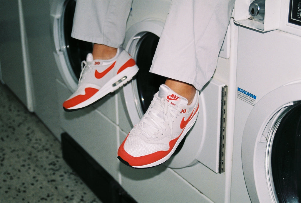 Nike Air Max 1 Habanero Red