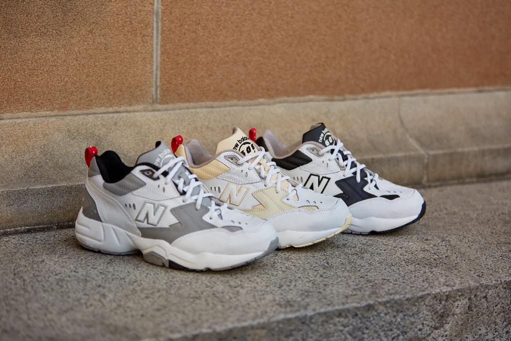 New Balance WX608 Swan Pack
