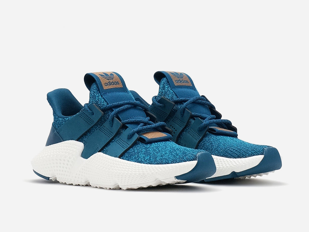 adidas Women's Prophere White & Real Teal