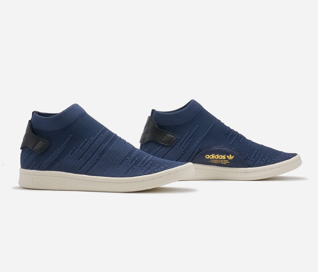 Adidas Stan Smith Sock Primeknit Blue