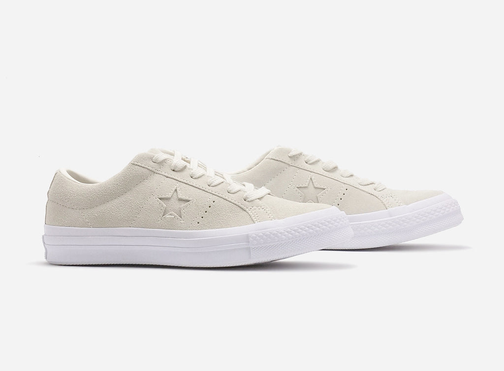 Converse One Star Suede Dust Pink & Egret Launching July 17