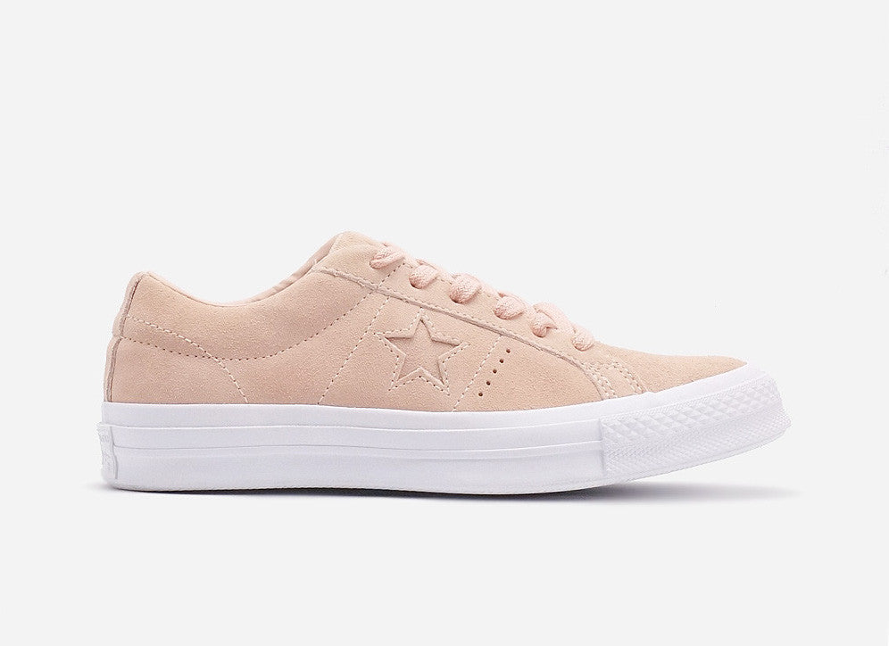 converse one star dust pink