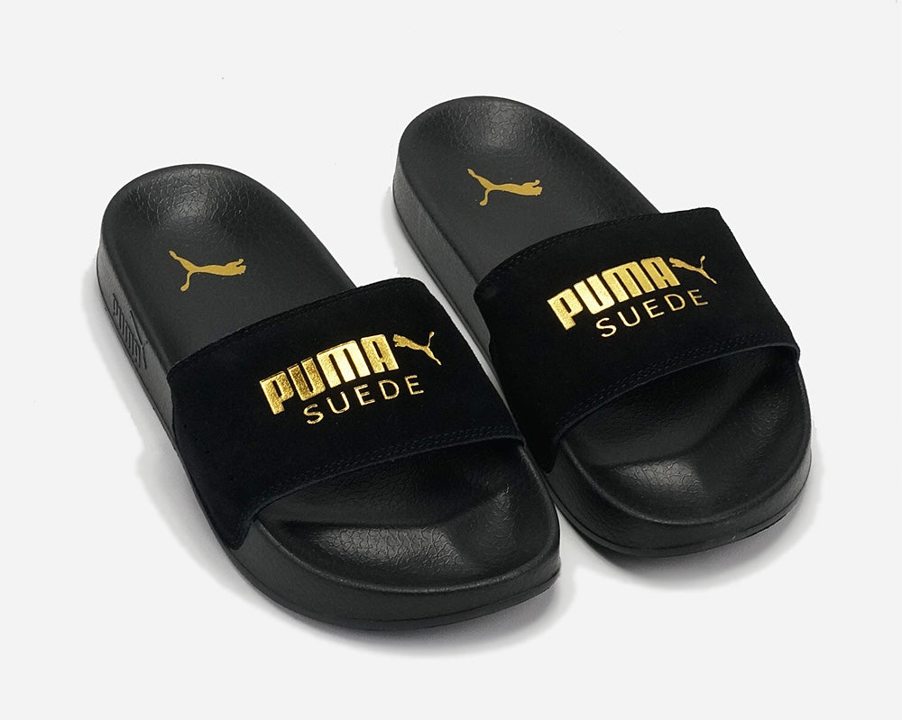 Puma Leadcat Suede Slide