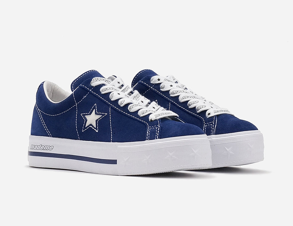 MadeMe x Converse One Star