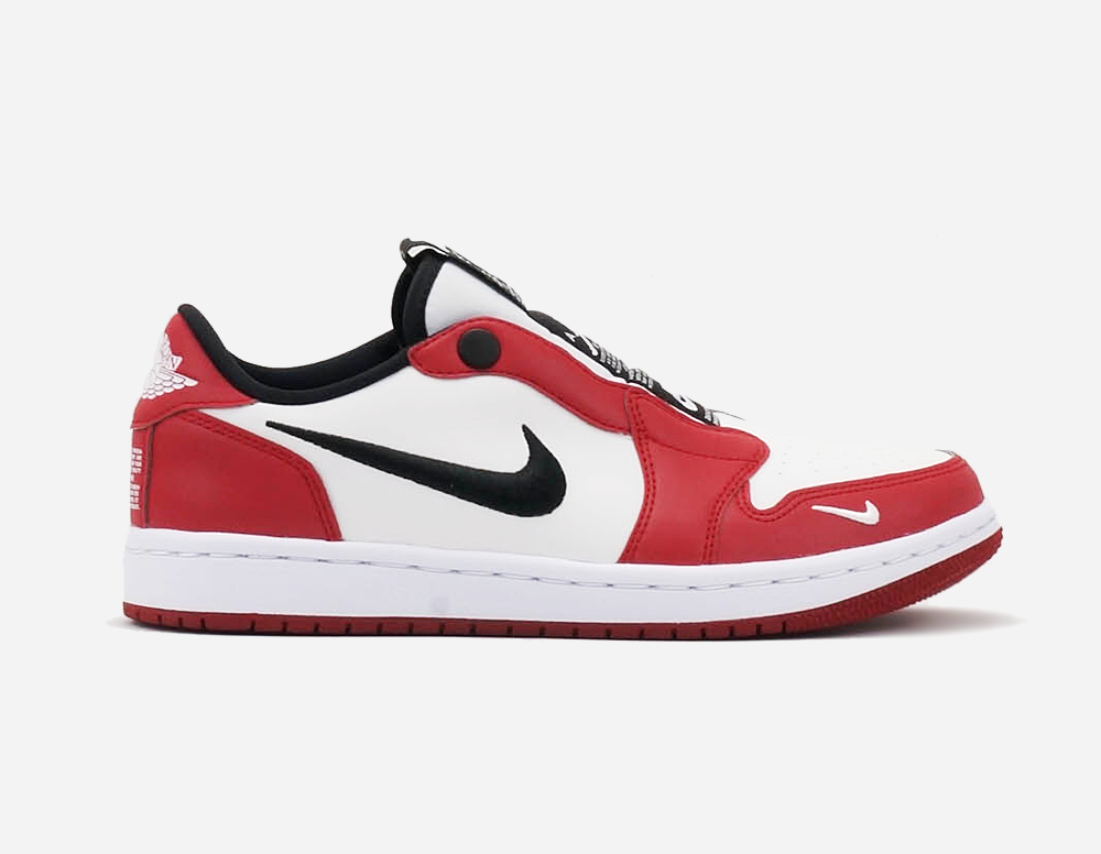 Nike Air Jordan Low Slip in 'Chicago' Varsity Red/Black/White