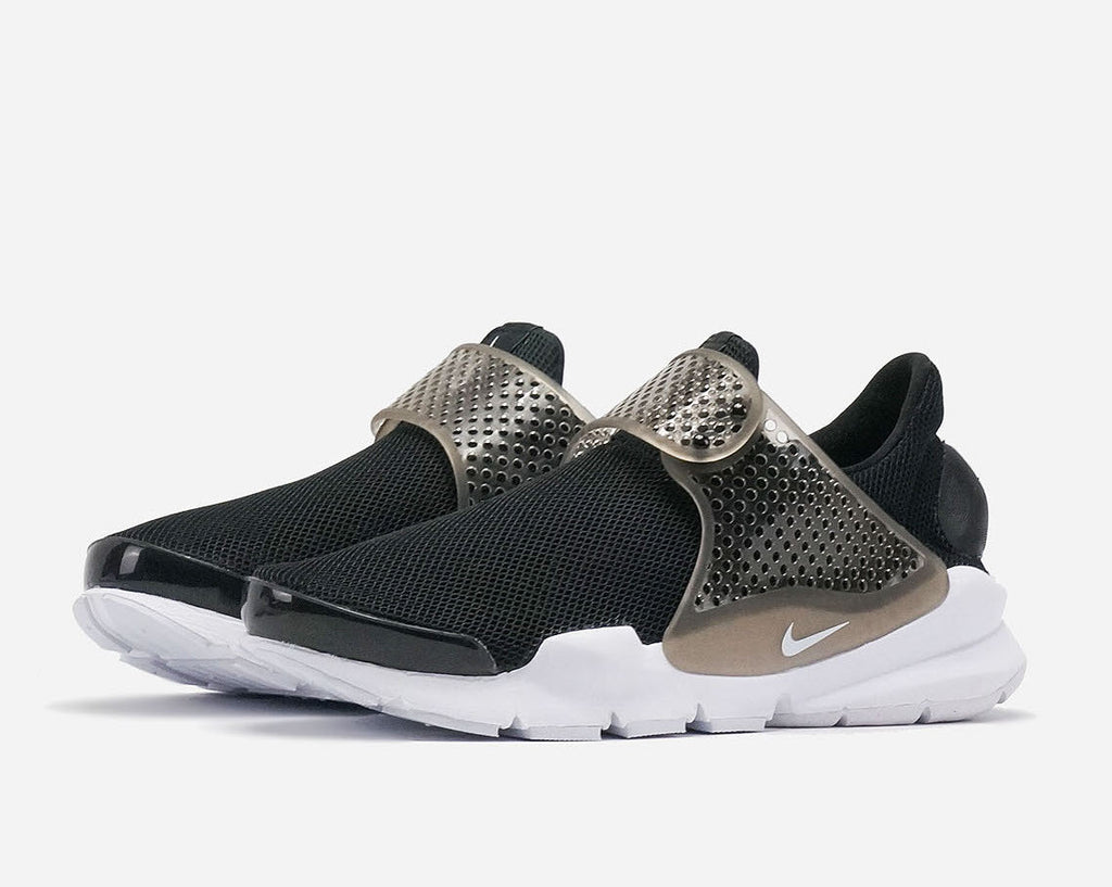 super popular 80ed2 84925 Nike Sock Dart BR Black/White Review   STYLE   SOLE FINESS