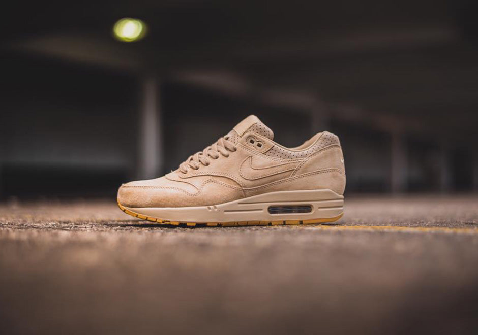 detailed look 5a002 7a30e SNEAKER RELEASES  Nike Lab Pinnacle Air Max 1