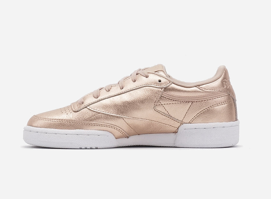 0bee8d63b55 Reebok Club C 85 Melted Metal Launching August 25