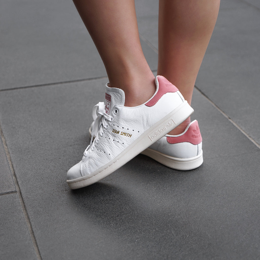Sole Finess Monsiuer Banana Stan Smith Ray Pink 04