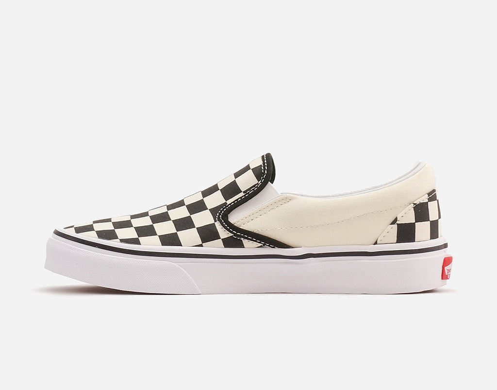 d6020ff169 Vans Classic Slip-On Black White Checker