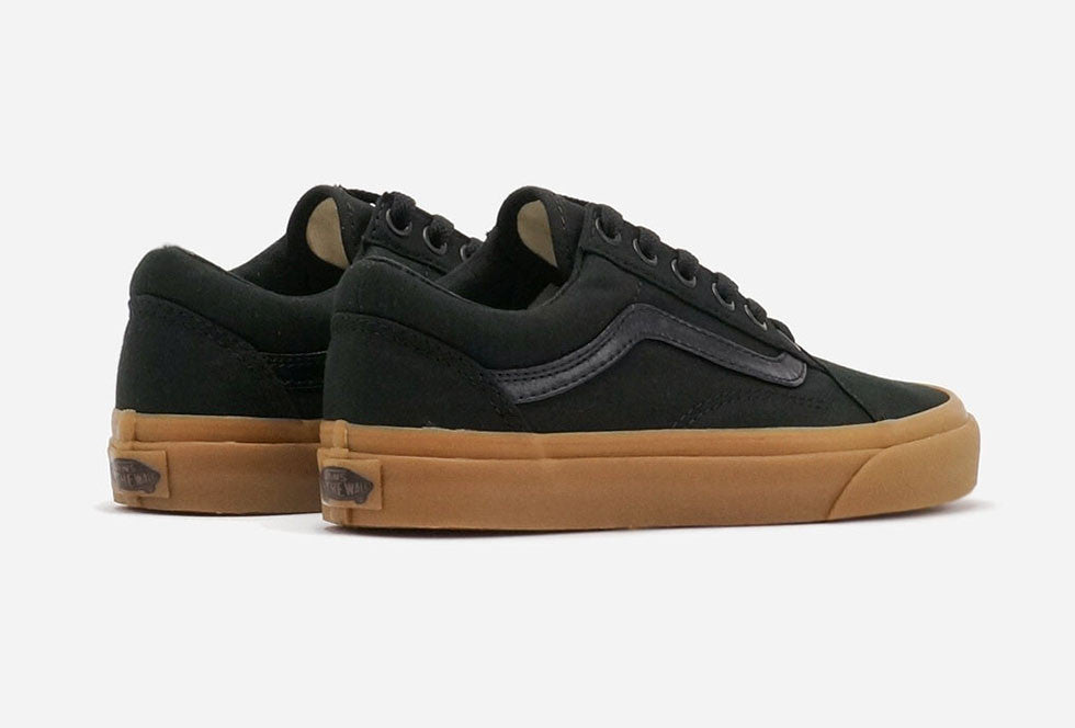 2a0333d906b Vans Old Skool Canvas Black Light Gum Review
