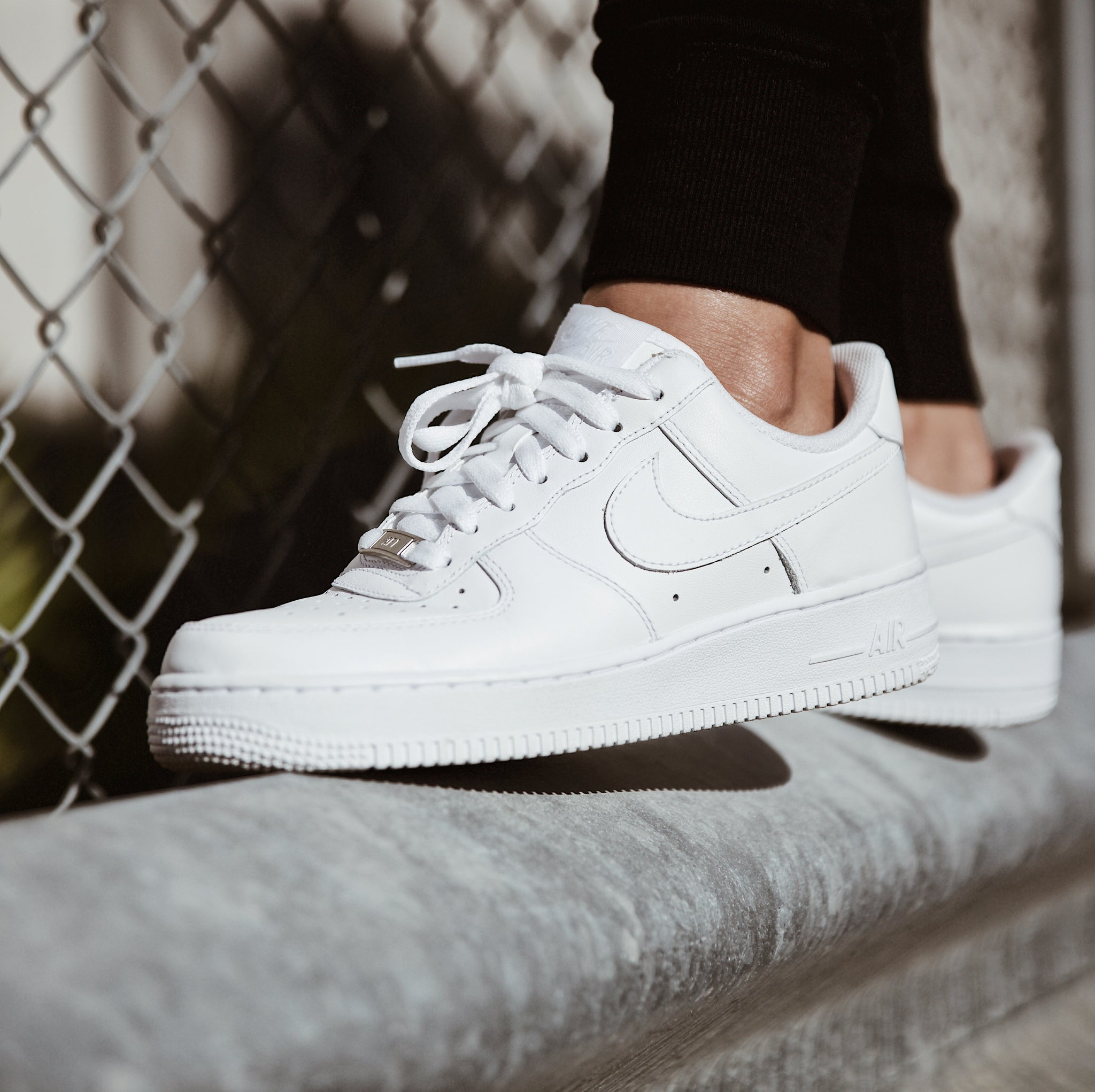 Xanetia x Sole Finess Nike AF1