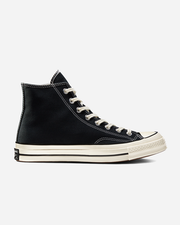 Converse Chuck Taylor All Star 70 Hi Black Womens Sneaker 142334